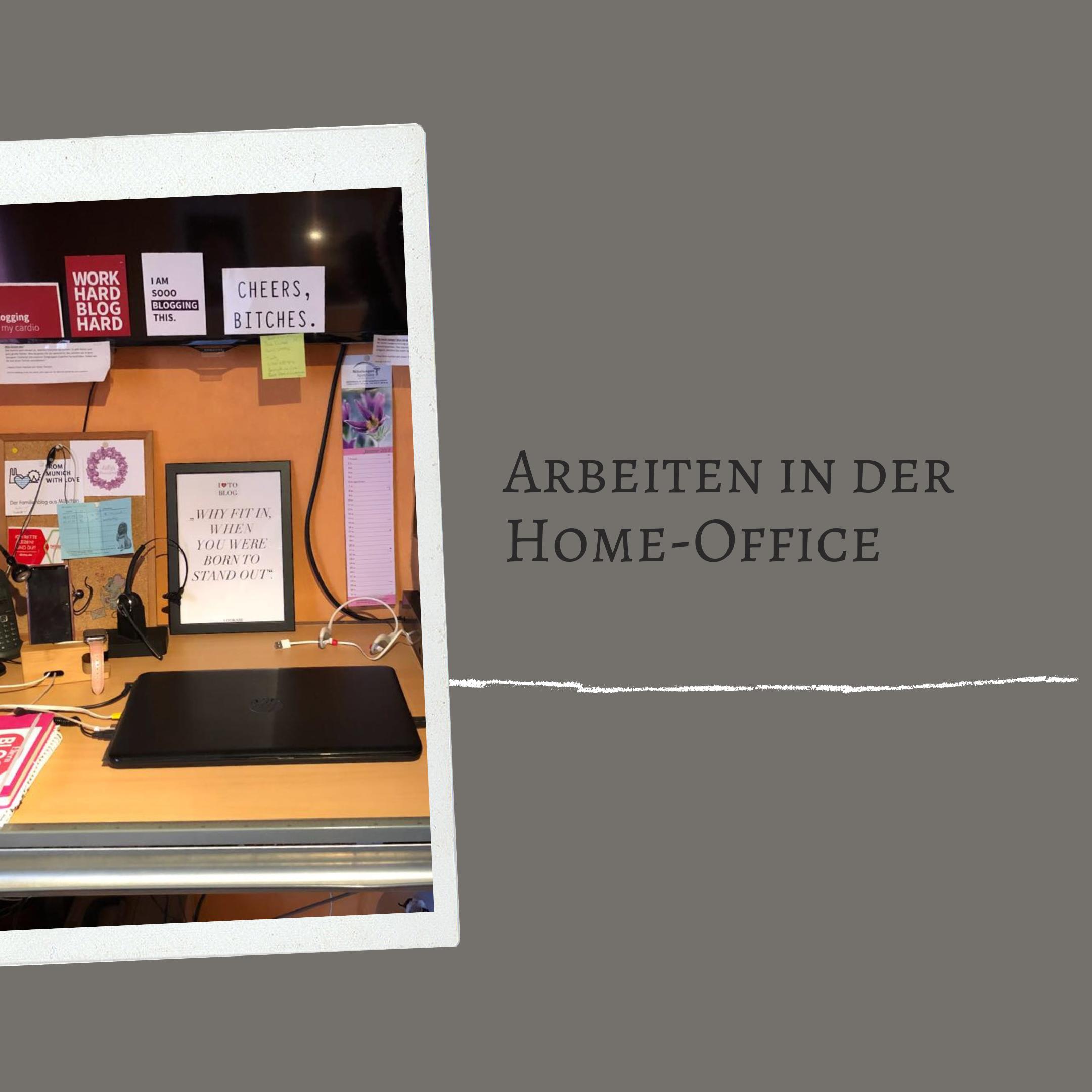 Home Office; Arbeiten in der Home-Office; von Zuhause aus arbeiten; Home Job